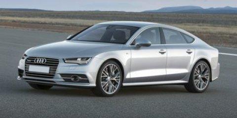 2018 Audi A7 Prestige Glacier White MetallicBlack V6 30 L Automatic 8 miles The supercharged