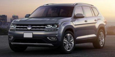 2018 Volkswagen Atlas 36L V6 Launch Edition Deep Blk Prl V6 36 L Automatic 15 miles New Arri