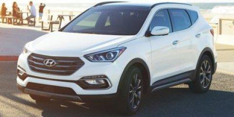 2018 Hyundai Santa Fe Sport 24L Sparkling SilveGray V4 24 L Automatic 0 miles  Front Wheel D