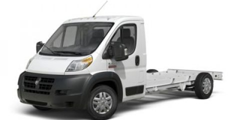 2018 Ram ProMaster Chassis Cab Bright White Clearcoat V6 36 L Automatic 0 miles  Front Wheel