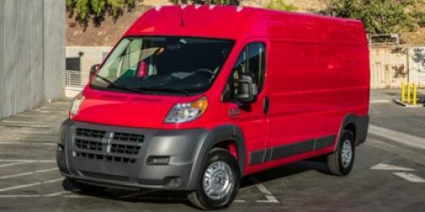2018 Ram ProMaster Cargo High Bright White ClearcoatBlack V6 36 L Automatic 0 miles Bright Wh