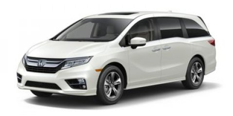 2018 Honda Odyssey Touring Forest Mist MetallicBeige V6 35 L Automatic 101 miles  Front Wheel