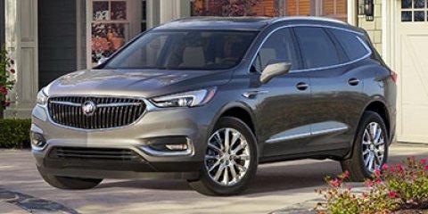 2018 Buick Enclave Premium GPJ V6 36L Automatic 5 miles  Mirror Memory  Seat Memory  Power