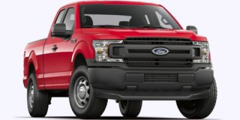 2018 Ford F-150 XL Magma Red MetallicMedium Earth Gray V6 27 L Automatic 2