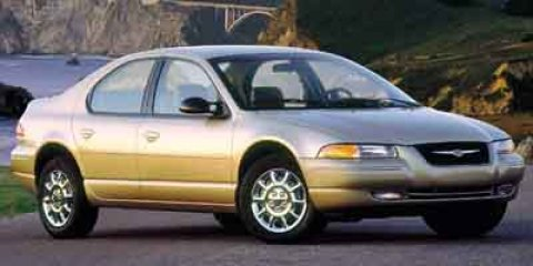 2000 Chrysler Cirrus LX White V4 24L  137134 miles Priced below KBB Fair Purchase Price Clea
