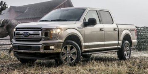 2018 Ford F-150 Lariat White Platinum Metallic Tri-CoatMedium Light Camel V6