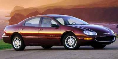 2000 Chrysler Concorde LX Inferno Red Tinted Pearl V6 27L Automatic 125961 miles Check out thi
