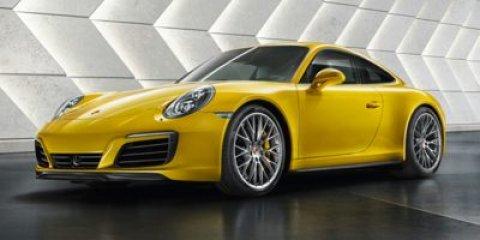 2018 Porsche 911 Carrera 4S GT SILVER METALLICLTHR BLKRED V6 30 L Automatic 5 miles  Turboch