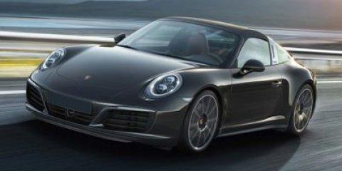 2018 Porsche 911 Targa 4S GRAPHITE BLUE MTLLICLTHR GRPHITCHALK V6 30 L Automatic 15 miles T