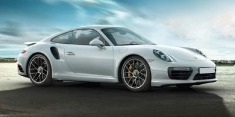 2018 Porsche 911 Turbo S WhiteLTHR BLK V6 38 L Automatic 5 miles Presence requires a strong