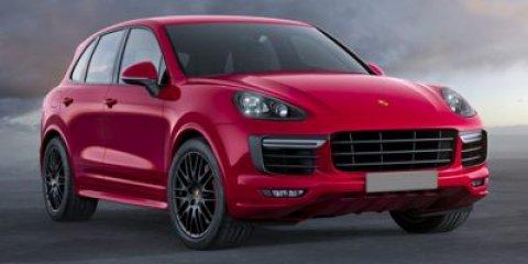 2018 Porsche Cayenne GTS CARRARA WHITE METALLBLK ALCAN V6 36 L Automatic 5 miles Price plus