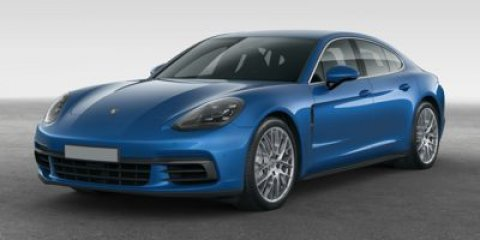 2018 Porsche Panamera CHALKSTANDARD IN BLACK V6 30 L Automatic 13 miles The new engine gener