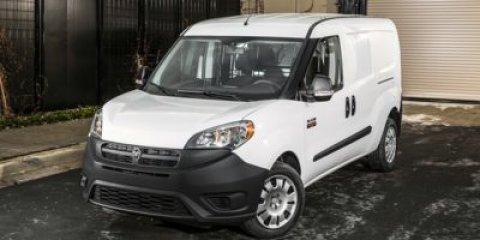 2018 Ram ProMaster City Cargo Van Tradesman SLT Bright WhiteBlack V4 24 L Automatic 0 miles T