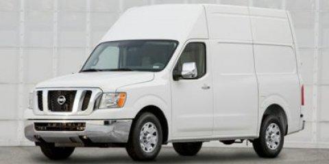 2018 Nissan NV Cargo S Glacier WhiteGray V6 40 L Automatic 4 miles The 2018 Nissan NV Cargo t