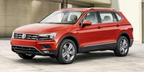 2018 Volkswagen Tiguan SEL Premium BlackBlack V4 20 L Automatic 1 miles Black 2018 Volkswagen