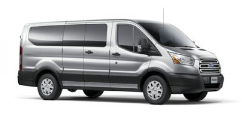 2018 Ford Transit Passenger Wagon XL Race RedPewter V6 37 L Automatic 0 miles HEAVY-DUTY ALTE