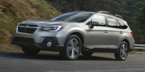 2018 Subaru Outback Limited MAGNETITE-GRAYBlack V4 25 L Variable 10 miles  REAR SEATBACK PROT