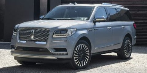 2018 Lincoln Navigator Select White Platinum Metallic Tri-CoatCappuccino V6 35 L Automatic 12