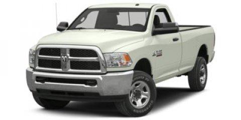 2018 Ram 3500 Tradesman BRIGHT WHITE CL V8 64 L Automatic 6 miles  Rear Wheel Drive  Tow Hit
