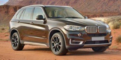 2018 BMW X5 sDrive35i Jet BlackBlack SensaTec V6 30 L Automatic 0 miles This vehicle wont be