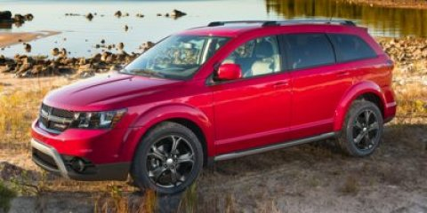 2018 Dodge Journey Crossroad PW3 Vice WhiteBlack V6 36 L Automatic 1 miles