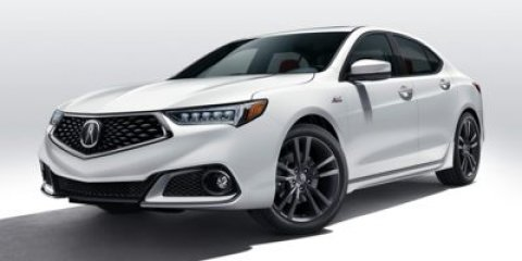 2018 Acura TLX V6 A-Spec Crystal Black PearlEbony V6 35 L Automatic 7 miles  BK EN ZZ1 Stock