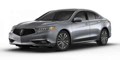 2018 Acura TLX V6 wAdvance Pkg Bellanova White PearlEspresso V6 35 L Automatic 4 miles  WV E