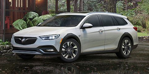 2018 Buick Regal TourX Preferred GAN V4 20L Automatic 5 miles  Turbocharg