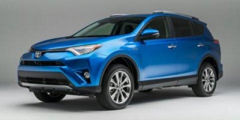 2018 Toyota RAV4 Hybrid Limited Magnetic Gray MetallicAsh V4 25 L Variable 0 miles  FE  TC