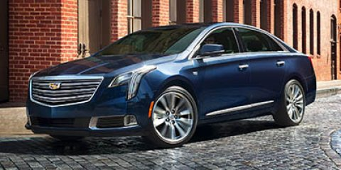 2018 Cadillac XTS Luxury Crystal White TricoatJet Black V6 36L Automatic 0 miles  Front Wheel