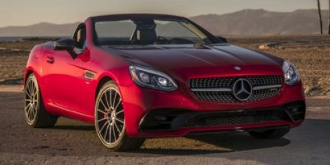 2018 Mercedes AMG SLC 43 Selenite Grey MSddle Brwn Nppa V6 30 L Automatic 9 miles A 362-hp 3