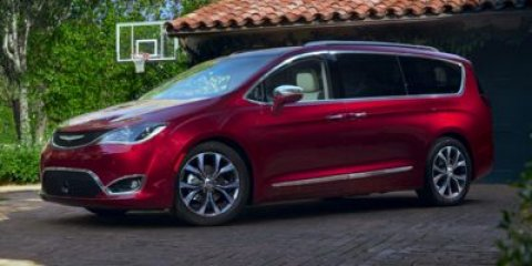 2018 Chrysler Pacifica LX Velvet Red PearlcoatBlackAlloy V6 36 L Automatic 0 miles  ENGINE