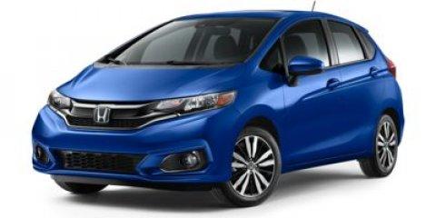 2018 Honda Fit EX-L Modern Steel Metallic V4 15 L Variable 1 miles  Front Wheel Drive  Power