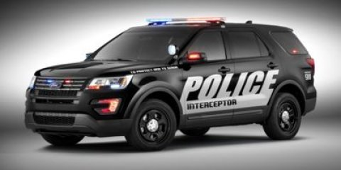 2018 Ford Police Interceptor Utility Shadow Black V6 37 L Automatic 24 mil