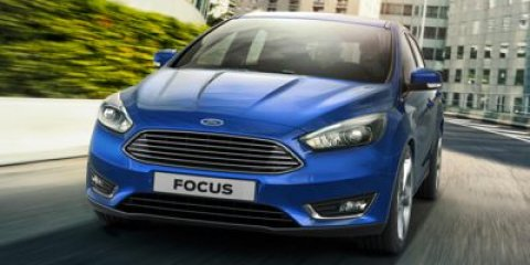 2018 Ford Focus Titanium Ft BlueFw Leather-Trim Bucket Seats Charcoal Black V4 20 L Automatic