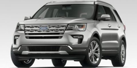 2018 Ford Explorer XLT Platinum Dune Metallic Tri-CoatEbony V6 35 L Automatic 19 miles The ne