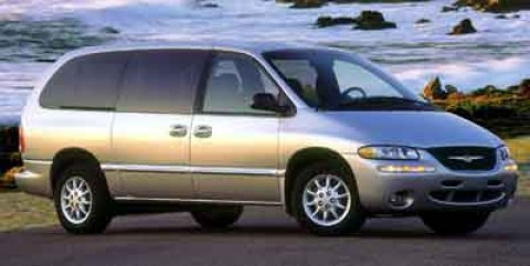 2000 Chrysler Town  Country LX Bright Silver Metallic V6 33L Automatic 191756 miles  Front Wh
