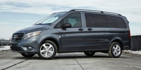 2018 Mercedes Metris Passenger Van Dolomite BrownTunja Black V4 20 L Automatic 8 miles With a