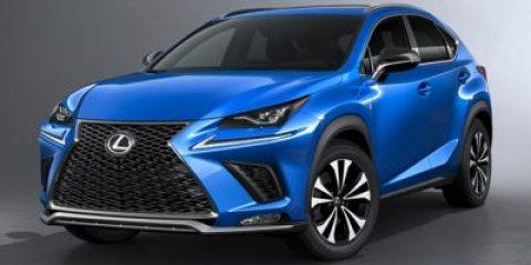 2018 Lexus NX CaviarGlzed Caramel V4 20 L Automatic 16 miles  Turbocharged  All Wheel Drive
