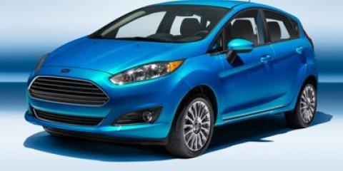 2018 Ford Fiesta SE Magnetic MetallicCharcoal V4 16 L Automatic 13 miles  J7 1D 99J 44A TBE 4