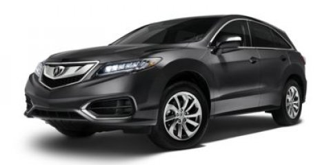 2018 Acura RDX RDX Basque Red Pearl IIParchment V6 35 L Automatic 6 miles  RB PA ZZ1 Stock