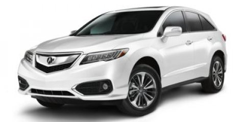 2018 Acura RDX wAdvance Pkg Lunar Silver MetallicGraystone V6 35 L Automatic 5 miles  SX GS