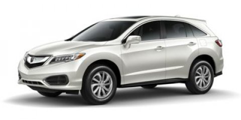 2018 Acura RDX 4RDX White Diamond PearlEbony V6 35 L Automatic 7 miles  WA EN ZZ1 Stock 50