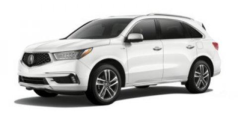 2017 Acura MDX Sport Hybrid wAdvance Pkg White Diamond PearlEbony V6 30 L Automatic 7 miles