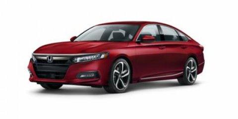 2018 Honda Accord Sedan Sport Crystal Black PearlBlack V4 15 L Variable 0 miles  Turbocharged