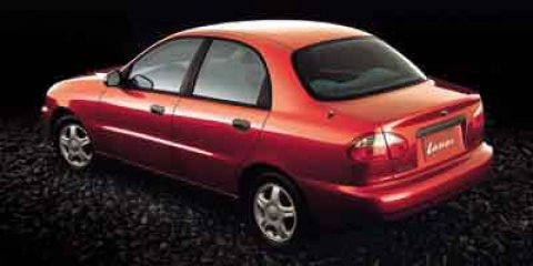 2000 Daewoo Lanos SX Azurite Blue Metallic V4 16 Automatic 90211 miles New ArrivalCHECK OUT T