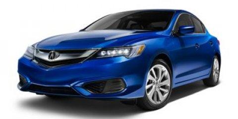 2018 Acura ILX ILX Crystal Black PearlEbony V4 24 L Automatic 6 miles  BK EN ZZ1 Stock 503