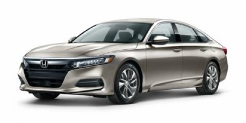 2018 Honda Accord LX Obsidian Blue Pearl V4 15 L Variable 1 miles  Turbocharged  Front Wheel