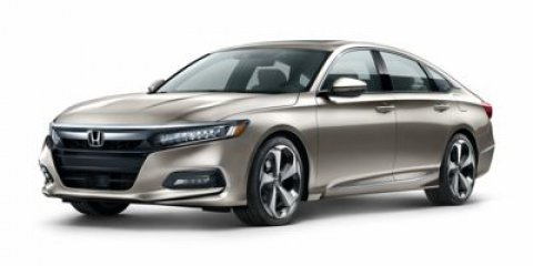 2018 Honda Accord Touring Modern Steel Metallic V4 15 L Variable 1 miles  Turbocharged  Fron