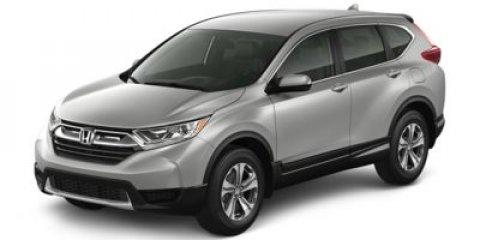 2018 Honda CR-V LX Diamond White Pearl V4 24 L Variable 1 miles  Front Wheel Drive  Power St
